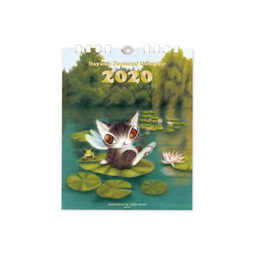 わちふぃーるど/ポストカードカレンダー2020
